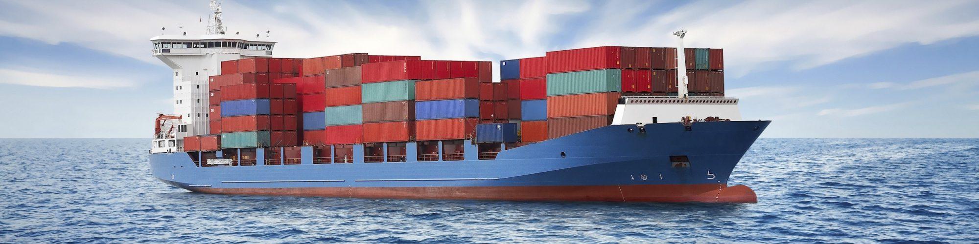 china zeevracht